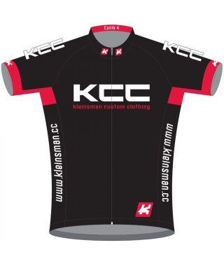 Fietsshirt Korte Mouw Zomer Cyclo HEREN KCC Team